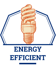 energy efficient badge